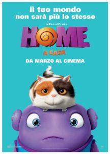 """Locandina di """"Home - A casa"""""""