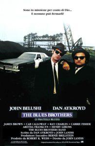 "Locandina di ""The Blues Brothers - I fratelli Blues"""