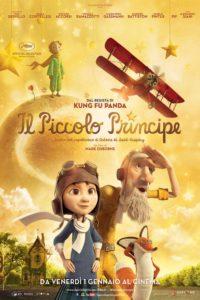 """Locandina di """"Il piccolo principe"""""""