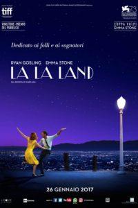 """Locandina di """"La La Land"""""""