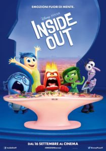 "Locandina di ""Inside Out"""