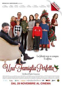 "Locandina di ""Una famiglia perfetta"""