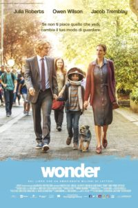 "Locandina di ""Wonder"""