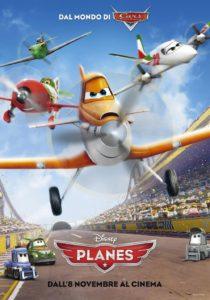 """Locandina di """"Planes"""""""