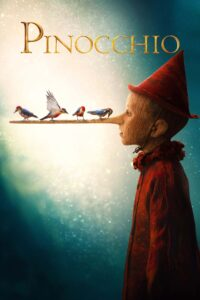 """Locandina di """"Pinocchio"""""""